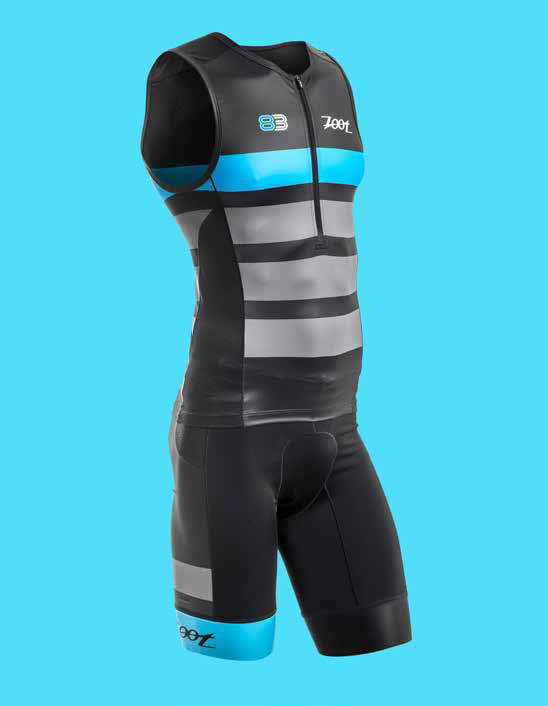 Early Review of the ZOOT 83 LTD Mens Tri Tank and Short